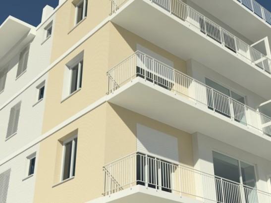 You are currently viewing La facciata condominiale